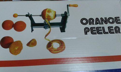 Pelador manual naranja corempro s a for Utensilios de cocina turca