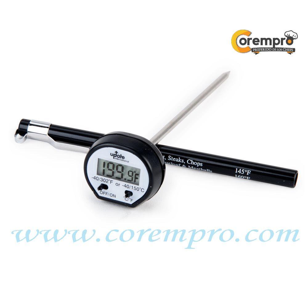 Term metro digital para cocina dual up date corempro s a for Termometro digital cocina